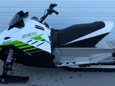 2018 Arctic Cat ZR 200