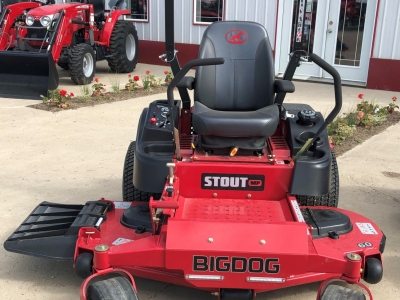 2019 BigDog Stout MP 60\ ZT Mower