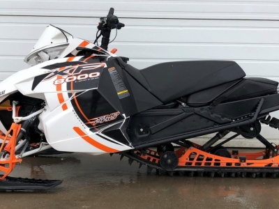 2015 Arctic Cat XF8000 SnoPro High Country LTD