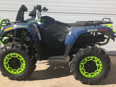 2019 Textron Off Road Alterra MudPro 700 LTD