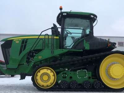 2012 John Deere 9560 RT Tractor