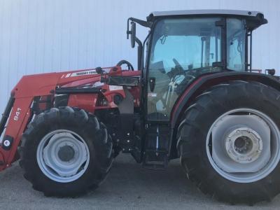 2019 Massey Ferguson 6713 Tractor