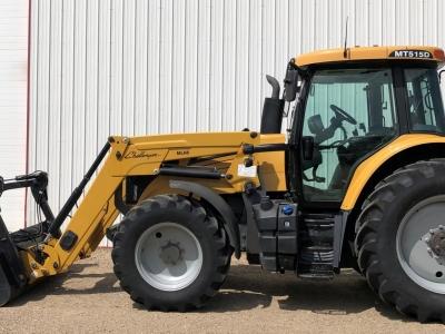 2013 Challenger MT515D Tractor