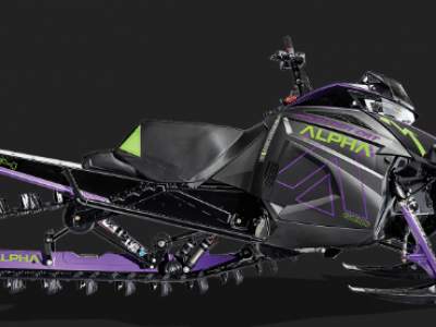 2019 Arctic Cat Mountain Cat 8000 Alpha One 154\