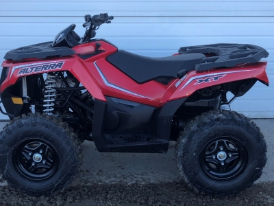 2017 Arctic Cat Alterra 700 XT EPS ATV