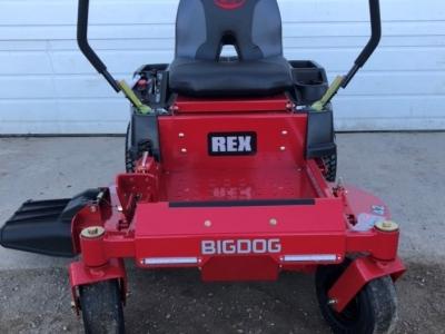 2019 BigDog Rex 42\ ZT Mower