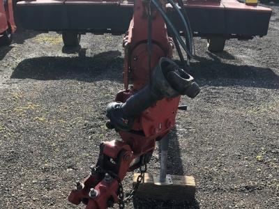 2012 New Holland H7460 16\' Disc Mower
