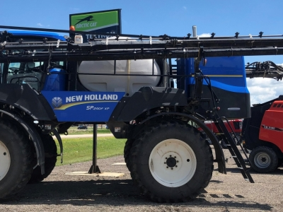 2014 New Holland Guardian SP.240 F XP Sprayer
