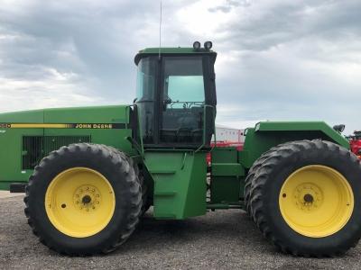 1990 John Deere 8560 4WD Tractor