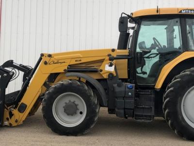 2013 Challenger MT 545D Tractor