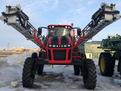 2017 Apache AS 1220 120\' 1200 Gallon Sprayer