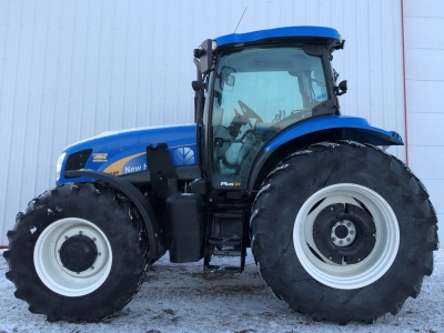 2012 New Holland T6050 Plus Tractor