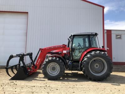 2019 Massey Ferguson 5713 S Tractor