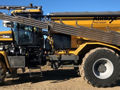 2018 TerraGator 8400B Floater Fertilizer Applicator