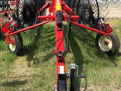 2020 H&S 4114 14 Wheel Rake