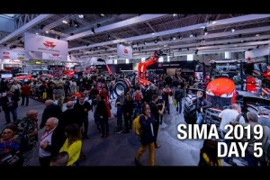SIMA 2019 - DAY 5 - #MFeXperience