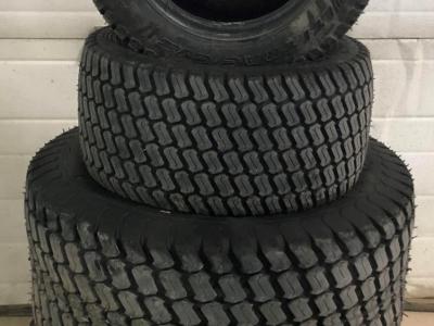 Take Off Turf Tire Set